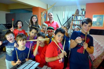 Σύνολο Κρουστών Ars Musicalis Junior