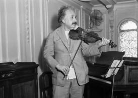 Albert-Einstein-Violin