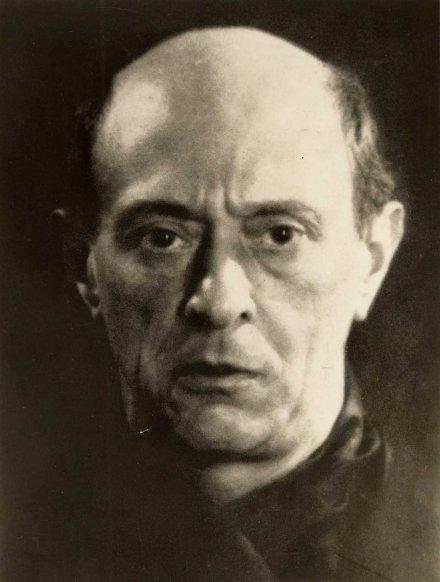 Εικόνα 1: Arnold Schönberg (1874-1951)